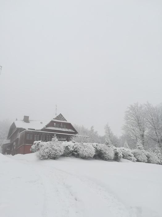 Błatnia z Brennej. Beskid Śląski